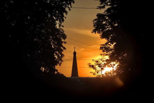 Последний закат ушедшего лета (ФОТО)