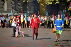 В Одессе начали отмечать День города (ФОТО)