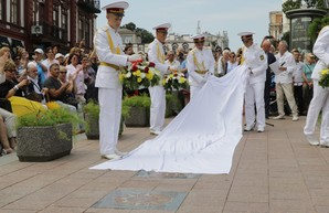 Ещё шесть имён дополнили Аллею звёзд в Одессе