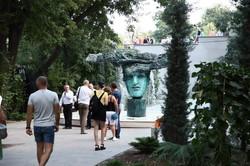 В Одессе открыли вторую часть Греческого парка (ФОТО)