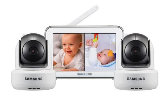 Топ-3 камеры видеонаблюдения для присмотра за малышами