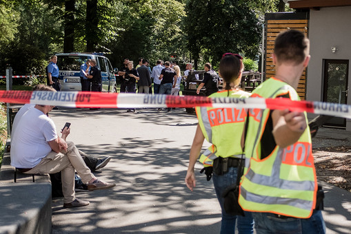 Выстрелы в Берлине, вновь потрепали авторитет ГРУ: но кто стрелял?