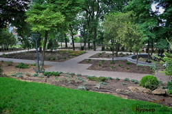 Греческий парк в Одессе: плюсы и минусы открытой детской зоны (ФОТО)