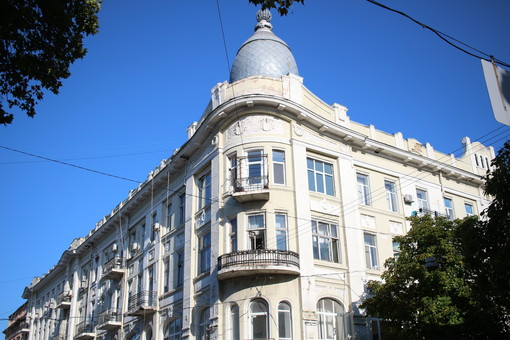 Новая выставка в Одесском краеведческом музее
