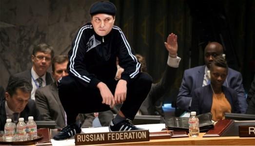 Россия использует ООН и другие международные площадки для распространения своих фейков