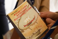 В Одессе показывают копии древних кораблей в натуральную величину (ФОТО)
