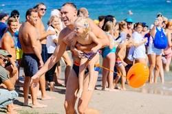 Более 800 человек соревновались в заплывах в открытом море (ФОТО)