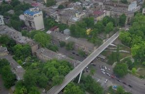 В центре Одессы на Военном спуске будут возводить еще один новострой