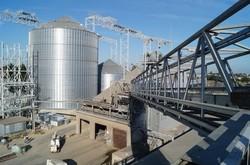 Компания «Risoil» показала, как расширяет зерновой терминал в порту Черноморска под Одессой