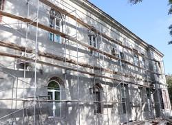 """В Одессе ремонтируют """"Еврейскую"""" больницу (ФОТО)"""
