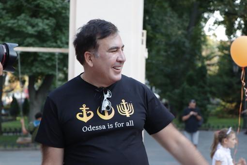 Саакашвили оценил свой реальный рейтинг в 3% (ВИДЕО)