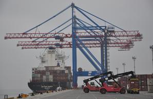 Контейнерный терминал Одесса занял третье место среди 20 черноморских терминалов по объему перевалки контейнеров и темпам его роста