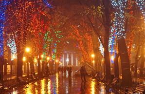 Тротуары в Одессе будут мостить гранитной плиткой за счет предпринимателей