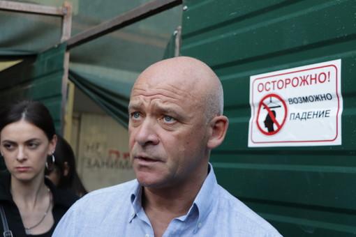 Труханов анонсировал борьбу с незаконными застройками в Одессе