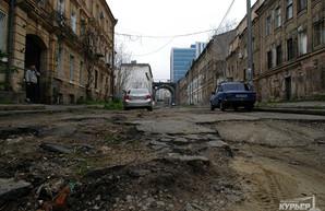 В Одесском горсовете рассказали о планах реконструкции Деволановского спуска