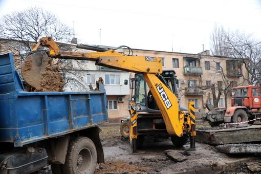 Ремонт одесского водопровода завершили раньше обещанного
