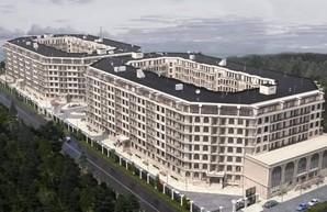 """В Одессе построят то ли отель, то ли два жилых комплекса на месте базы отдых """"Антарктика"""""""