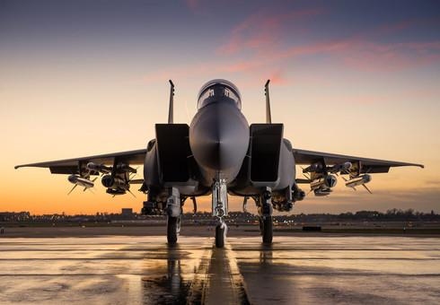 """Старый-новый и """"самый-самый"""" F-15EX"""