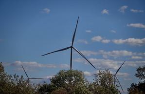В Одесской области запустили мощную ветроэлектростанцию под Овидиополем (ФОТО)