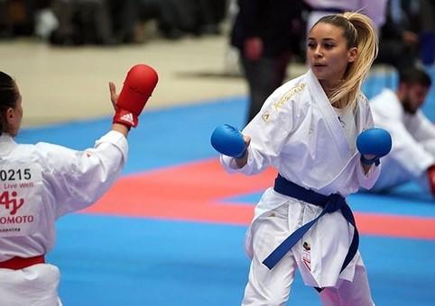 Одесская каратистка завоевала серебро на международном турнире в Чили