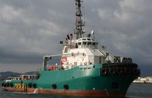 Стали известны имена украинских моряков, которые находились на борту буксира «Bourbon Rhode», которое потерпело кораблекрушение