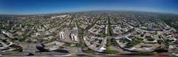 Одесса с высоты птичьего полета: от Молдаванки до Черного моря (ФОТО)