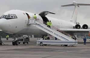 Сильный ветер помешал нескольким авиарейсам совершить посадку в Одессе