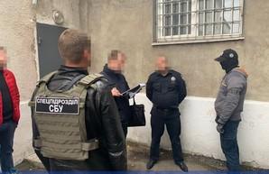 В Одесской области задержали при взятке начальников полиции и погранслужбы