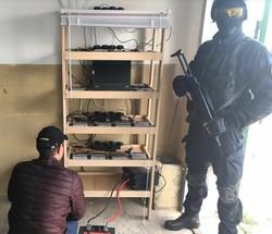 """Одесские правоохранители заблокировали ресурс, помогавший """"телефонным террористам"""""""