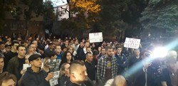 """В Одессе митинговали против """"формулы Штайнмайера"""""""