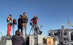 В Одессе снимают документальное кино об истории военного флота Украины