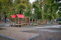 Как в Одессе строят инклюзивные детские площадки (ФОТО)