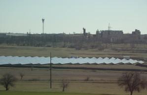 Новую солнечную электростанцию запустили под Измаилом