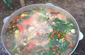 В Одесской области установили очередной кулинарный рекорд