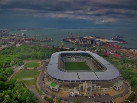 """Одесский стадион """"Черноморец"""" снова пытаются продать"""