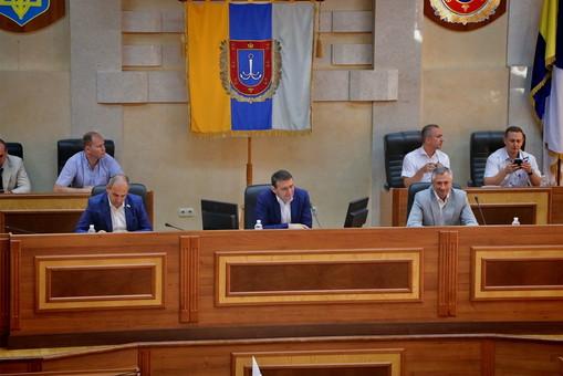 Одесские депутаты вступились за малый бизнес