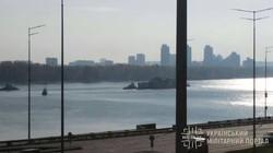По Днепру в Одессу в доке ведут новый разведывательный корабль ВМС Украины (ФОТО)