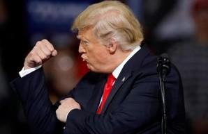 Трамп подбрасывает дров в огнище торговой войны США и КНР