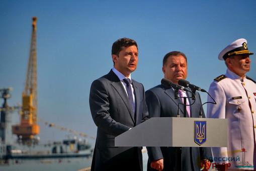 Президенту только законодательство мешает провести в Одессе местные выборы