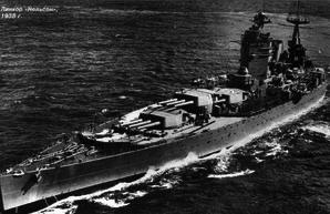 """""""Нельсон"""": как немецкие подводники атаковали скалы вместо мощнейшего британского линкора"""