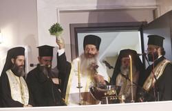 Архиепископ Афин и всей Эллады наградил одесского застройщика Пантелеймона Бумбураса за меценатство