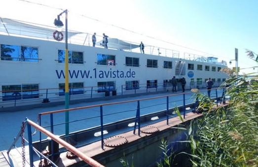 В этом году порт Усть-Дунайск в Одесской области посетило 38 речных круизных лайнеров