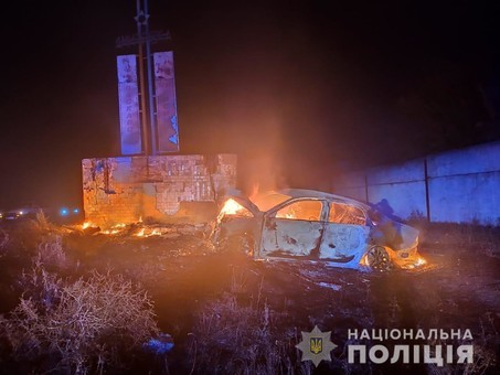 На юге Одесской области в аварии погибли два человека