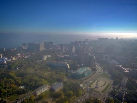 Одесситы блокируют строительство высоток на Гагаринском плато