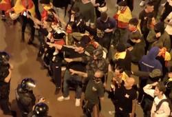 Радикализация протестов в Барселоне: знакомый гибридный сценарий для Испании