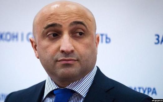 Заместителем Рябошапки стал бывший прокурор Одессы