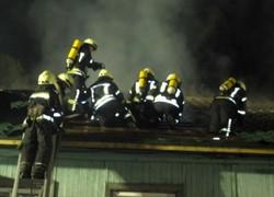 В Одессе горела воскресная школа в монастыре (ФОТО)