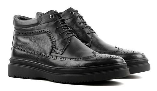 Замша или кожа: какие мужские ботинки в Украине выбрать? Советы от Favorite Shoes
