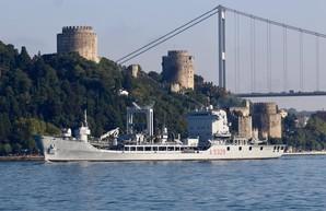 ВМС Украины участвуют в международных учениях с НАТО