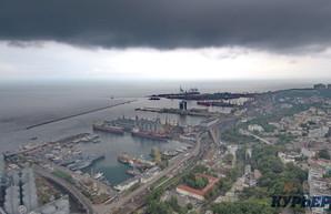 Из-за тумана введены ограничения в работе в трех портах Одесской области